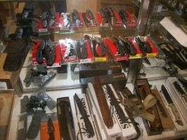 Name Brand Knives / Discount Cataloge Sales