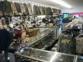 military store